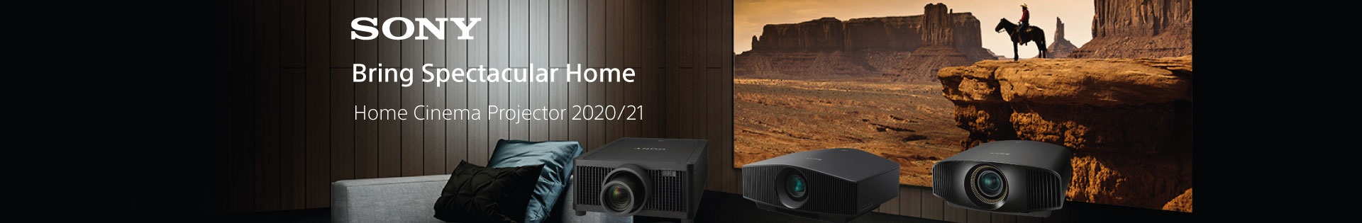 New Sony Projectors